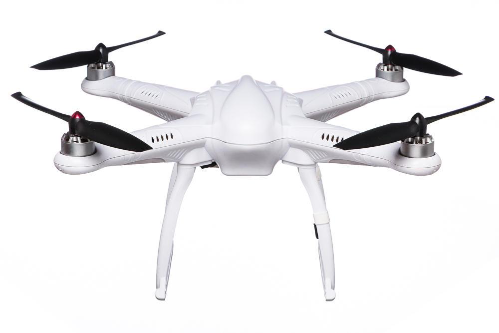 Drone Free-X com Kit de 4 Hélices, Bateria e Carregador