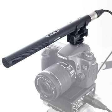 Microfone Shotgun Azden SGM-250