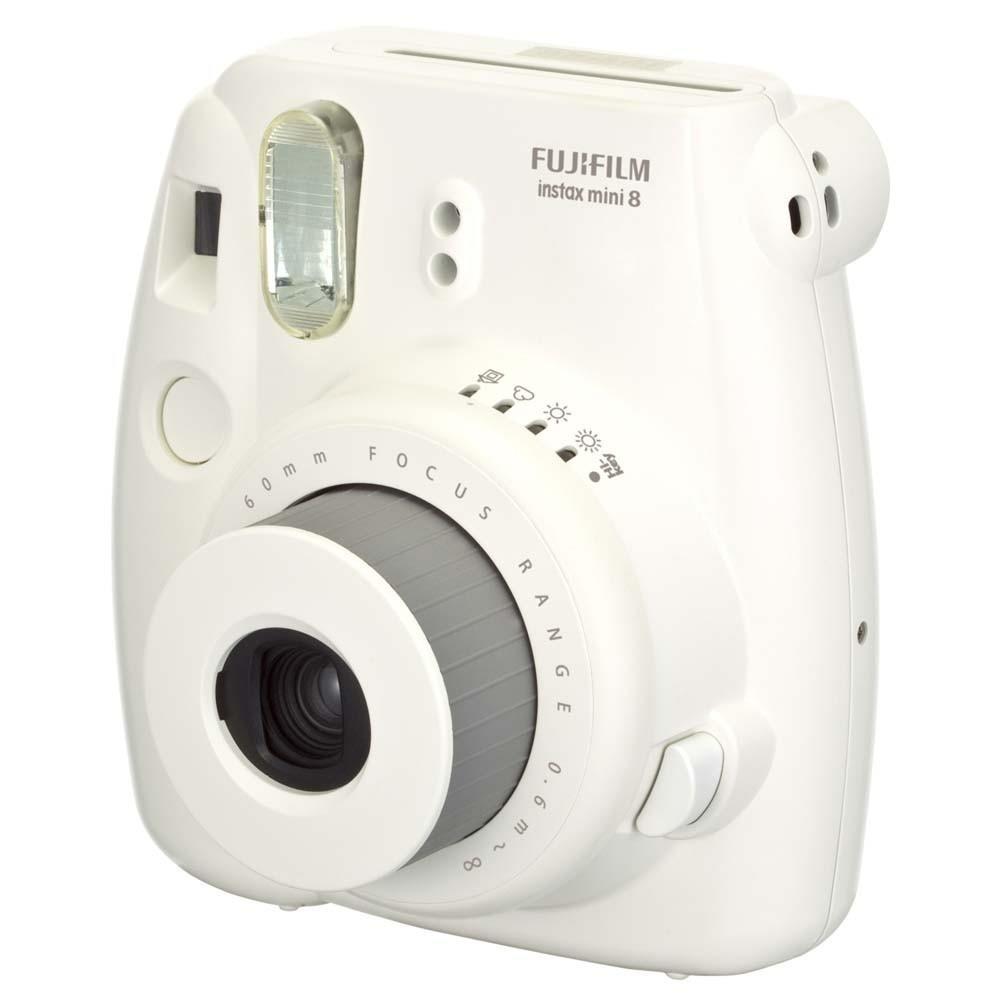 Câmera Instantânea Fujifilm Instax Mini 8 - Branca