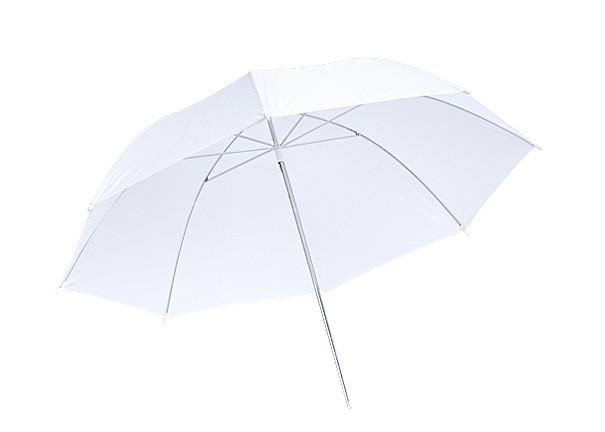 Sombrinha Fotográfica Difusora Branca de 178cm