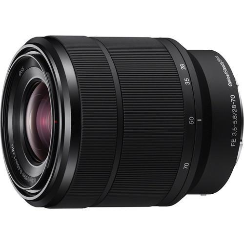 Lente Sony FE 28-70mm F3.5-5.6 OSS E-Mount (SEL2870)