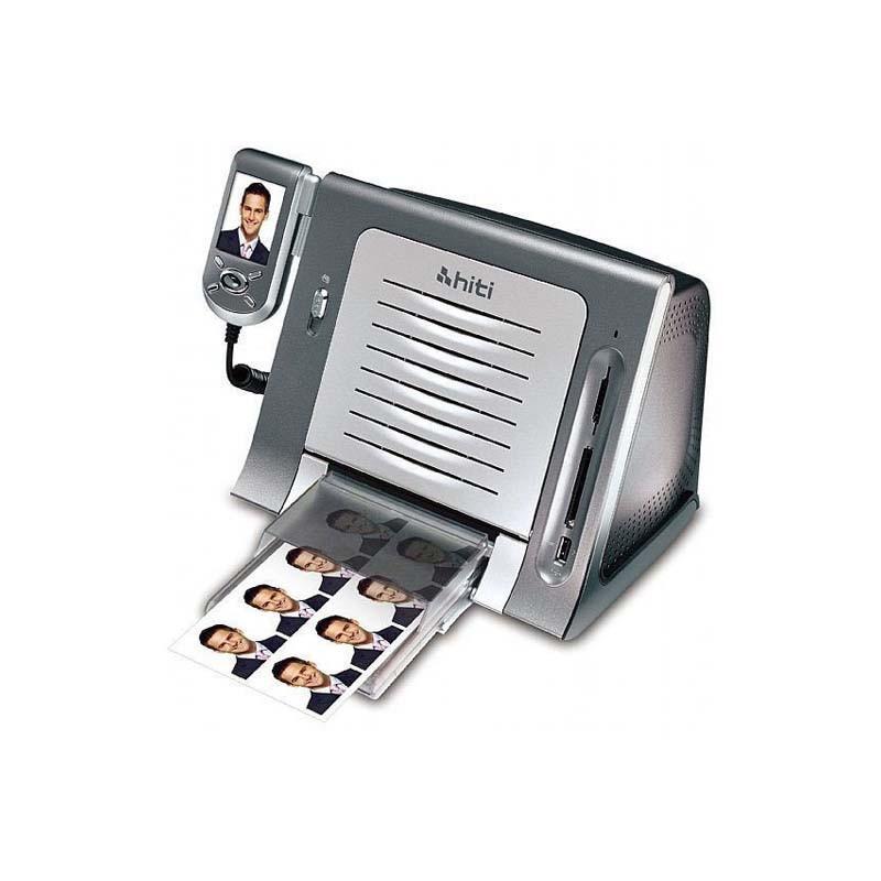 Impressora Fotográfica Pringo Hiti S420 para Fotos de Documentos 4x6