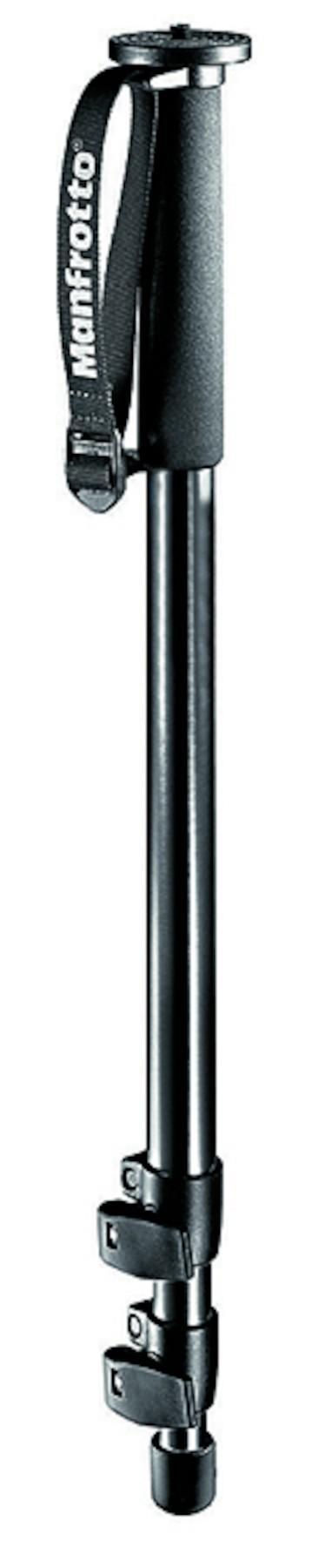 Monopé Manfrotto 679B de 3 Seções para até 10Kg