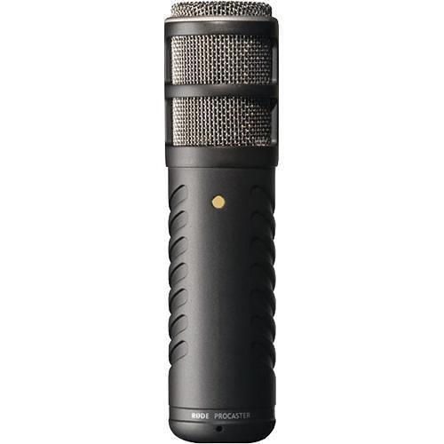 Microfone Dinâmico Rode Procaster Broadcast