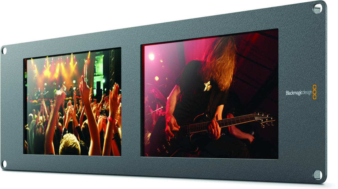 Monitor Blackmagic Smartview Duo de 8