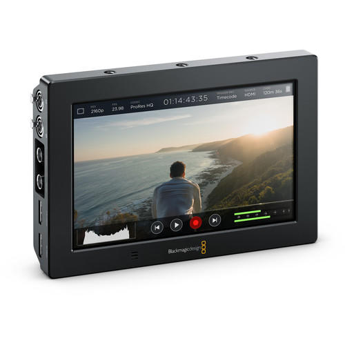 Monitor Blackmagic Design Video Assist 4K 7