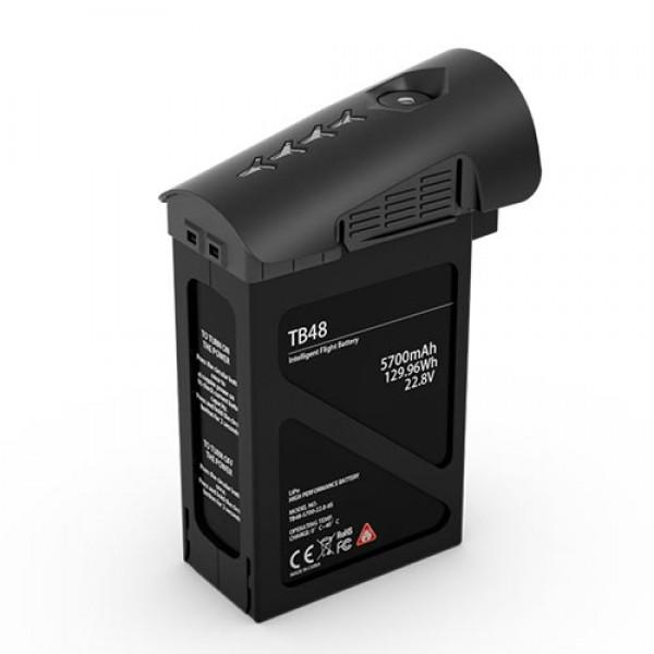 Bateria TB48 para Drone Inspire DJI - Preta