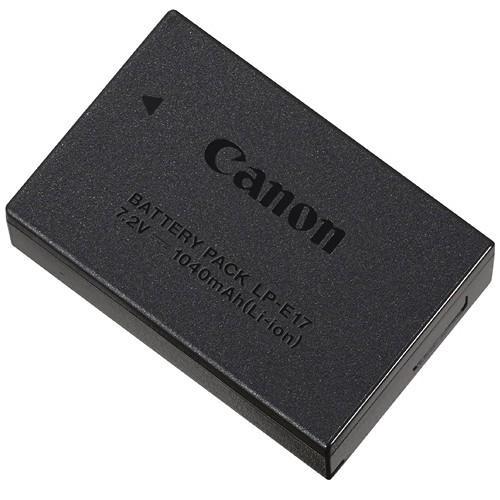 Bateria Canon LP-E17 para Canon T7i, T6i e T6s