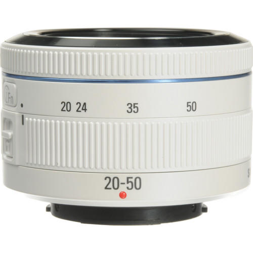 Lente Samsung 20-50mm f/3.5-5.6 ED II i-Function (Branca)