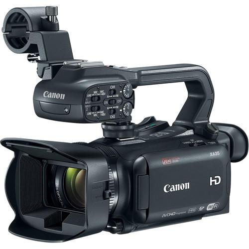 Filmadora Canon XA35 Profissional