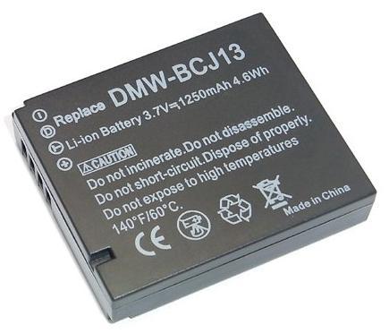 Bateria BJC13E para Câmera Panasonic Lumix DMC-LX5