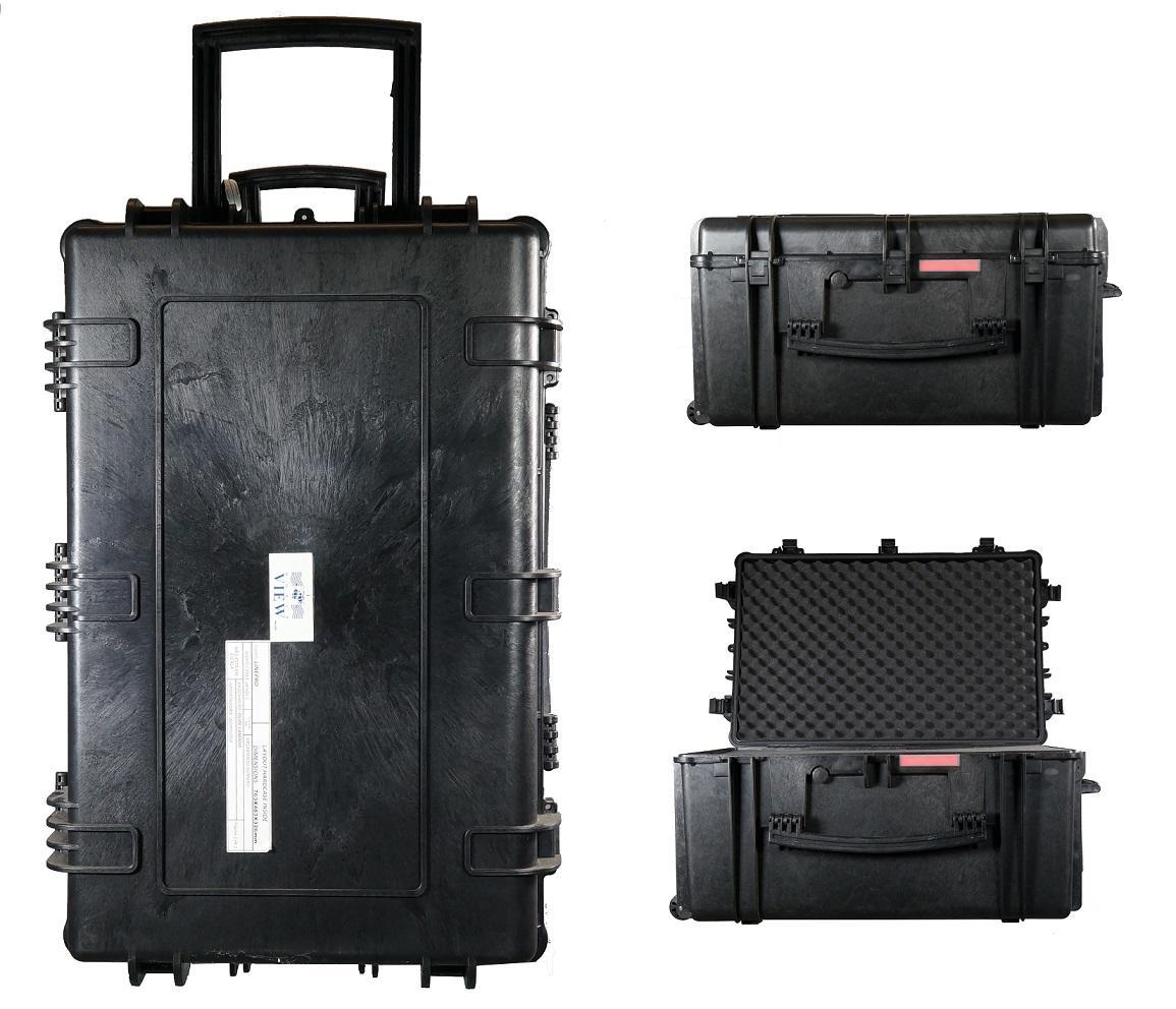 Case Rígido para Transporte de Equipamentos (76x48x30cm)