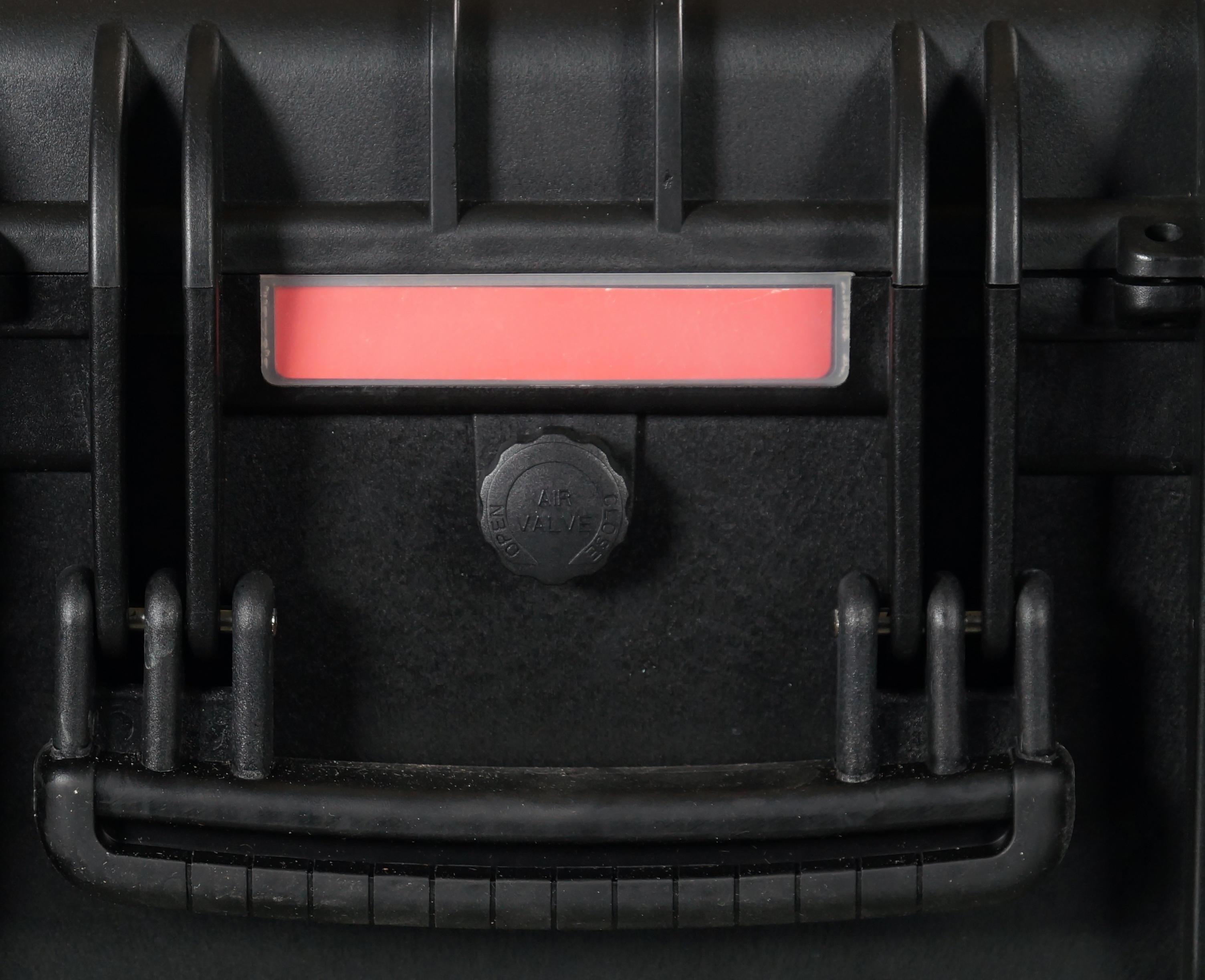 Case Rígido para Transporte de Equipamentos (54x40x25cm)