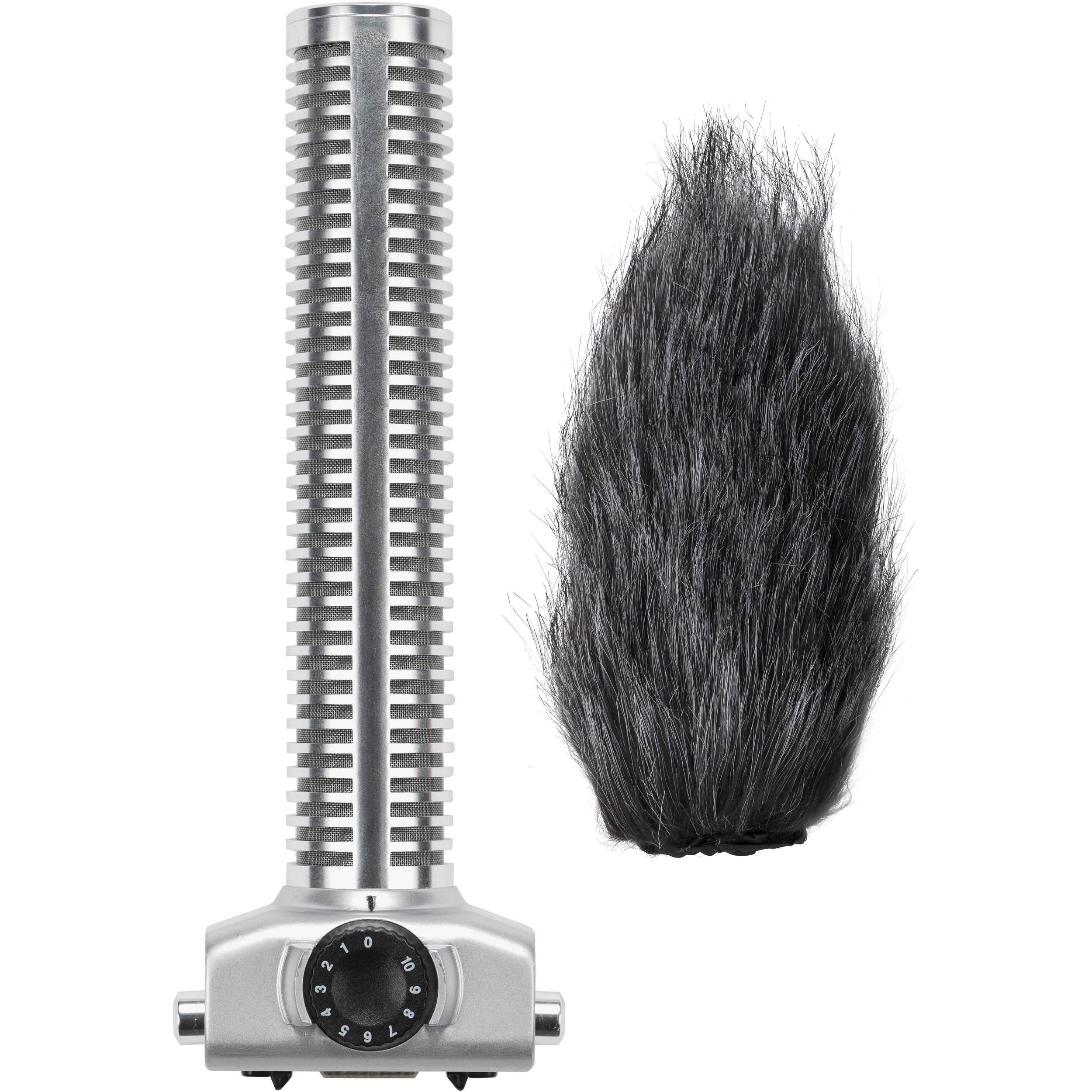 Microfone Cápsula Zoom SGH-6 Direcional para