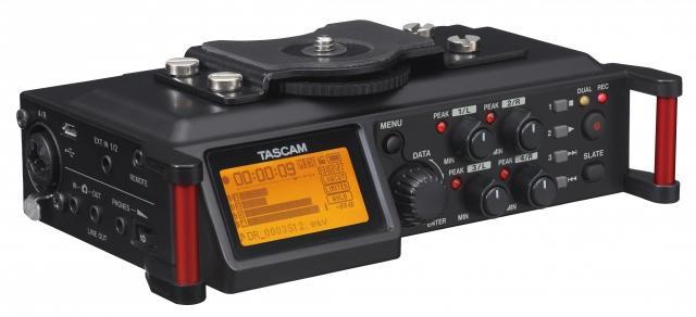 Gravador Digital Tascam DR-70D
