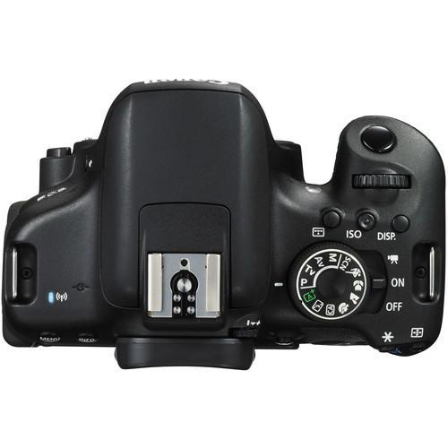 Câmera Canon EOS Rebel T6i (Só o Corpo)