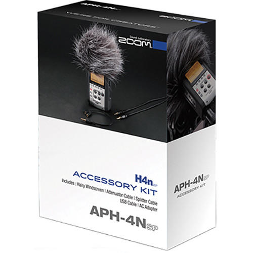 Kit de Acessórios Gravador Zoom APH 4nSP