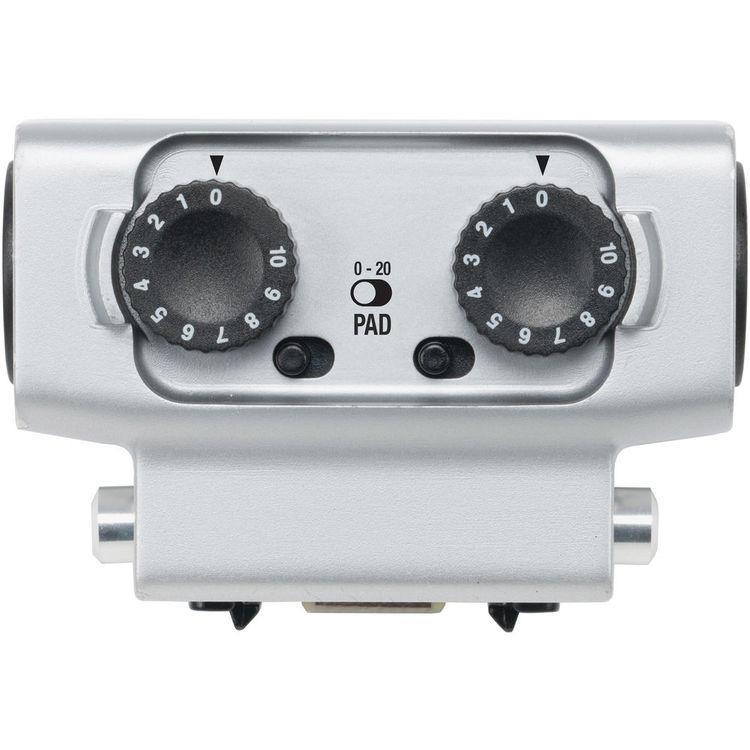 Cápsula Zoom EXH-6 com Duplo XLR para Gravadores Zoom H5 e H6