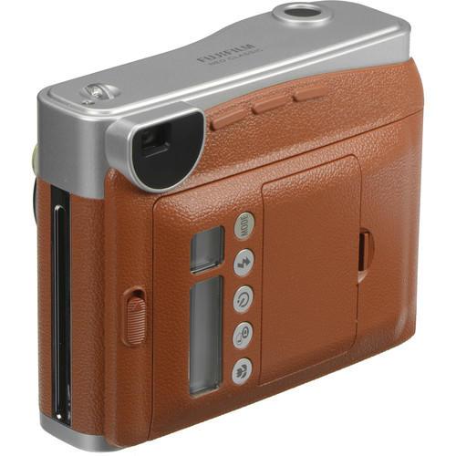 Câmera Instantânea Fujifilm Instax Mini 90 Neo Classic - Marrom