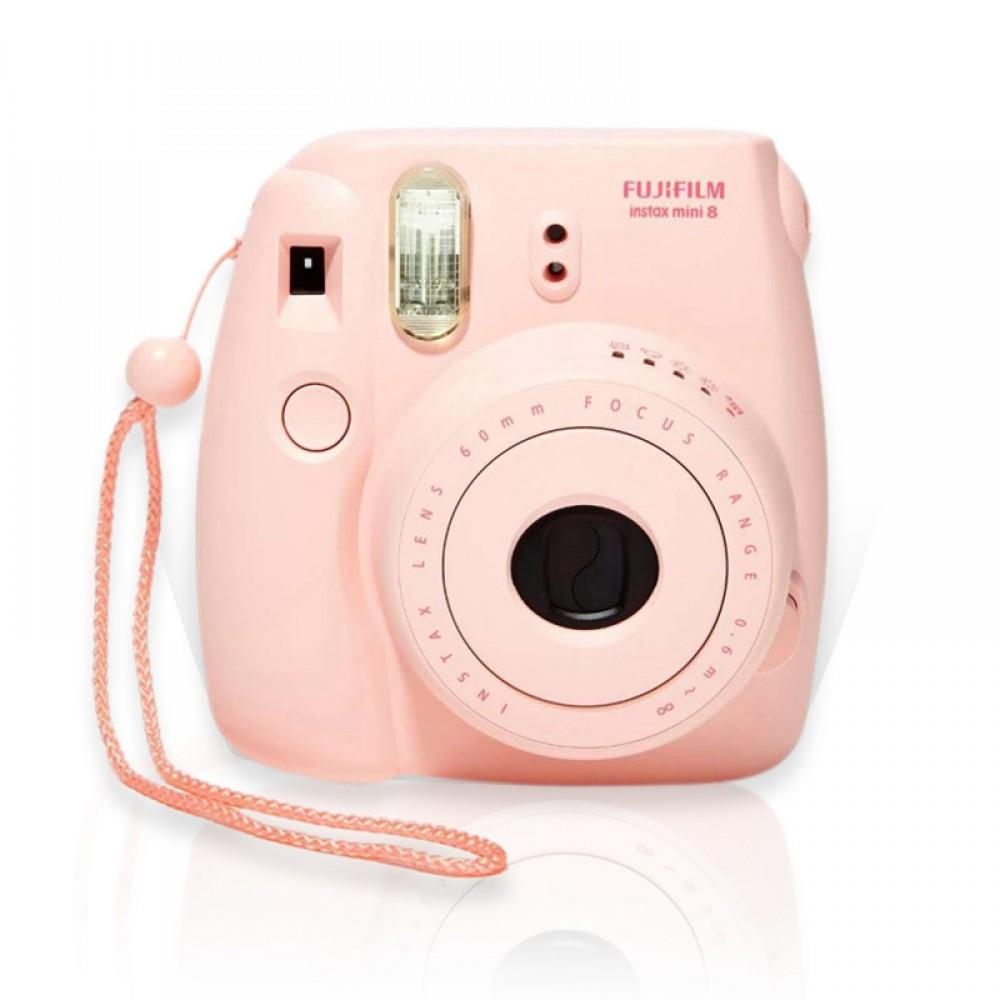 Câmera Instantânea Fujifilm Instax Mini 8 - Rosa