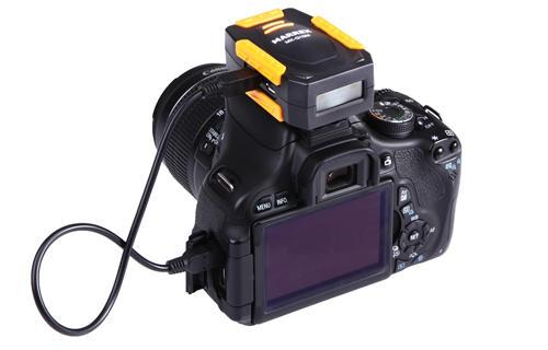 Geotagger GPS MX-G10M com Monitor para Câmeras Canon