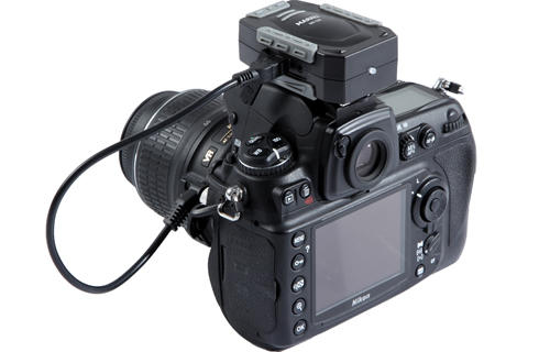 Geotagger GPS MX-G20 para Câmeras Nikon