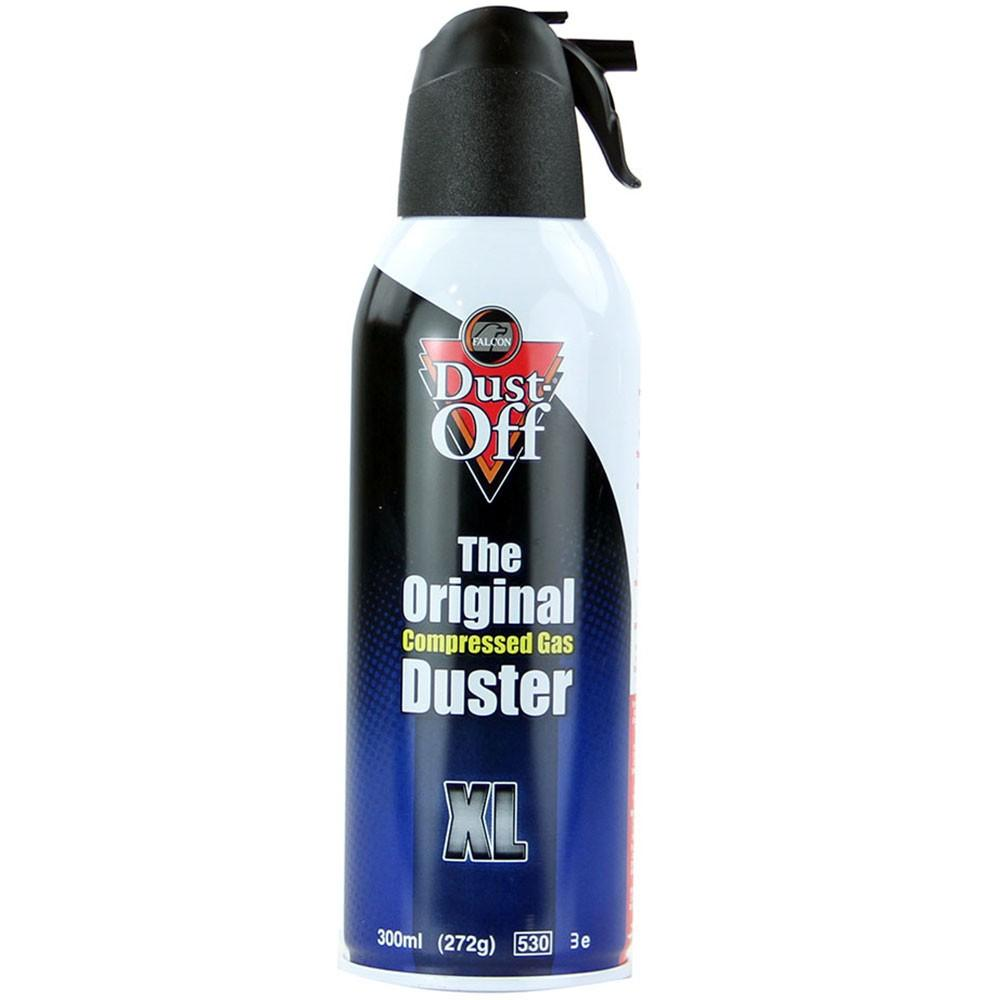 Spray de Ar Comprimido Dust Off XL 300ml