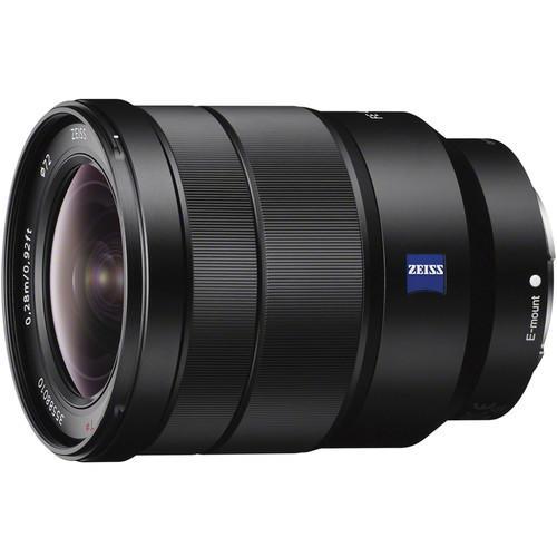 Lente Sony FE 16-35mm f/4 ZA OSS Vario-Tessar T* E-Mount (SEL1635Z)