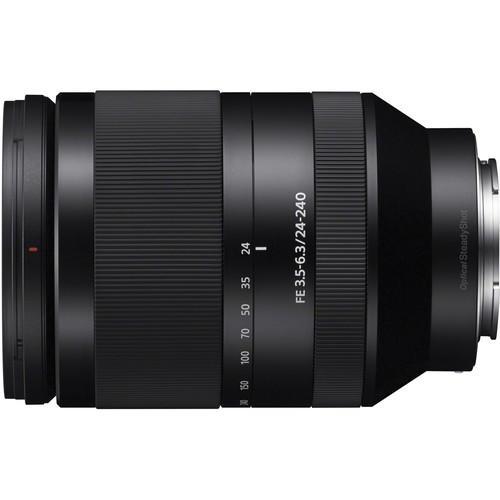 Lente Sony FE 24-240mm f/3.5-6.3 OSS E-Mount (SEL24240)