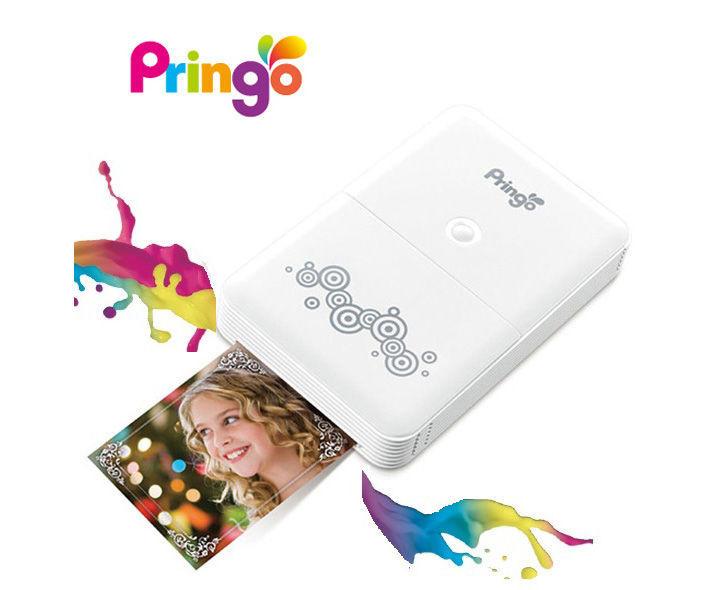 Impressora Fotográfica Portátil Hiti Pringo P231 para Fotos Instantâneas ( Branca )