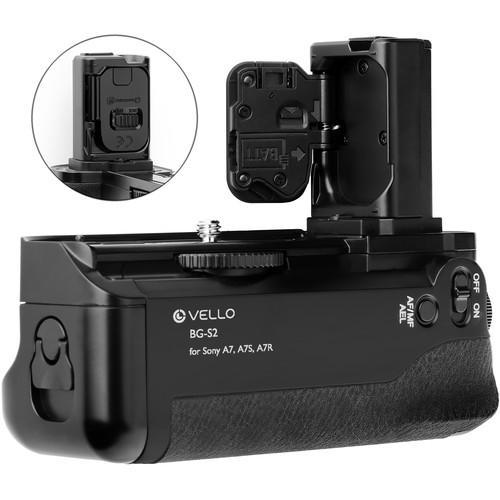 Grip BG-A7 para Câmeras Sony A7, A7R, A7S