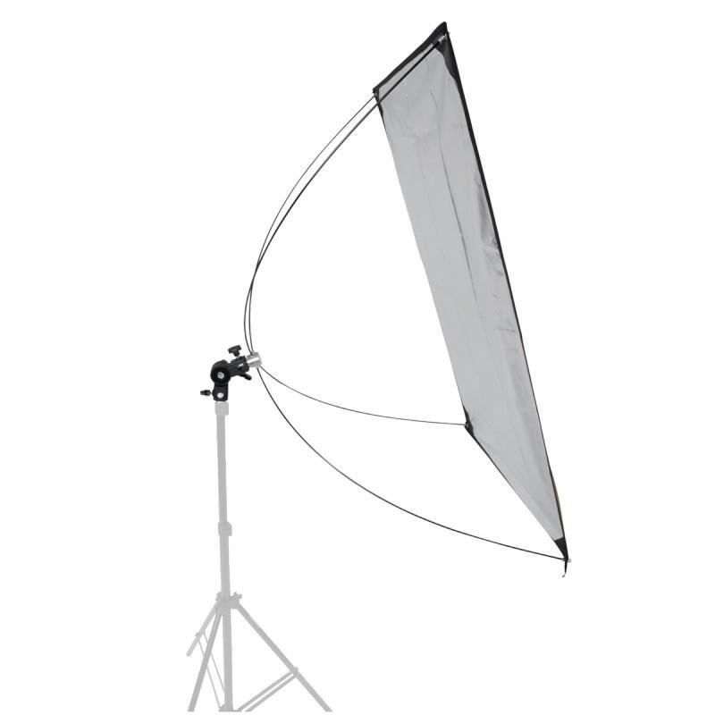 Painel Rebatedor e Difusor 5 em 1 de 70 x 100cm