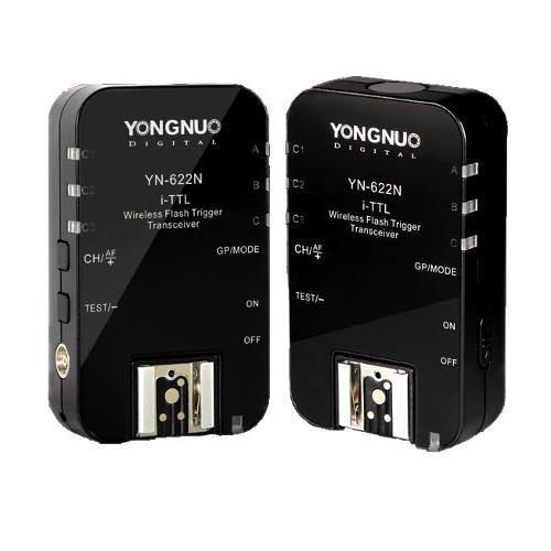 Rádio Flash Yongnuo E-TTL para Nikon - YN-622 N II