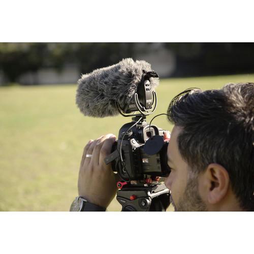 Protetor de Vento DeadCat VMPR Rode para Microfone VideoMic Rycote