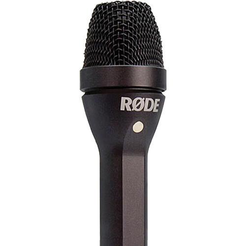 Microfone de Mão Rode Repórter para Entrevistas