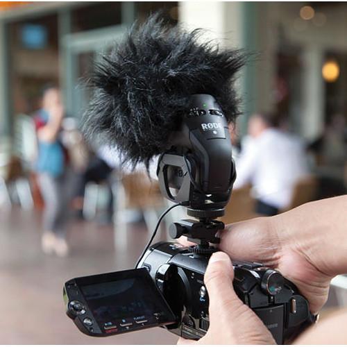 Protetor de Vento Rode DeadKitten para Microfone VideoMicro