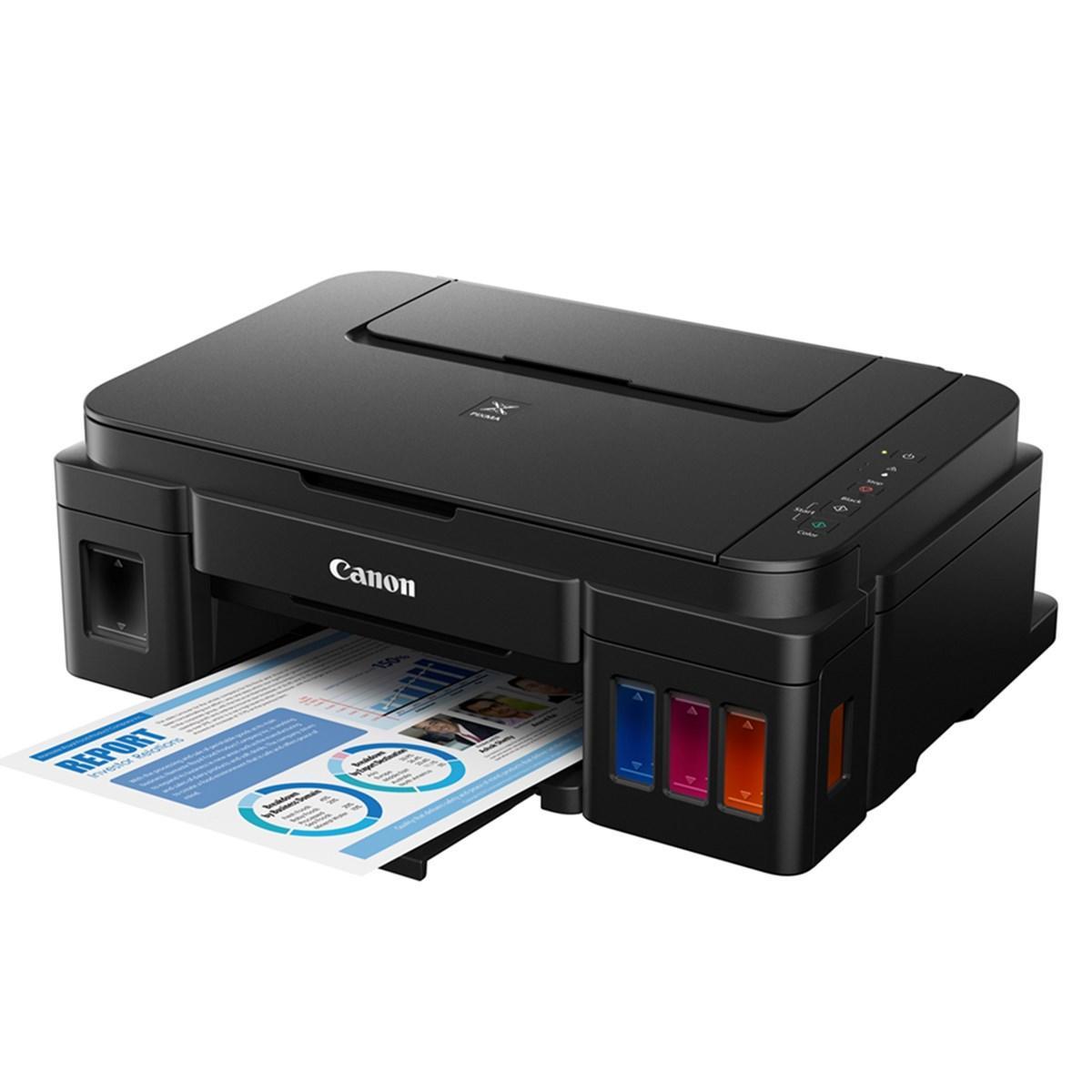 Impressora Fotográfica Canon PIXMA G3102 com Tanque de Tinta e Wi-Fi