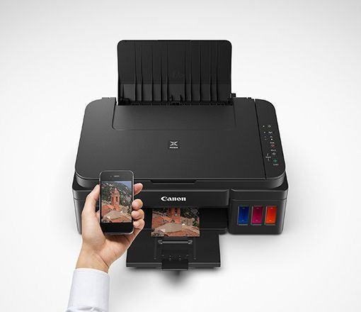 Impressora Fotográfica Canon PIXMA G2100 com Tanque de Tinta