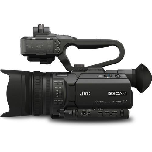 Filmadora JVC GY-HM170UA 4K  Handycam com Streaming