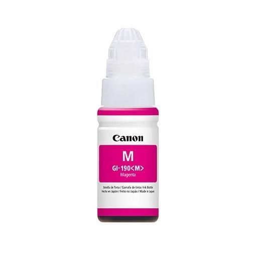 Cartucho Canon GI-190M Magenta para Impressora Canon Pixma