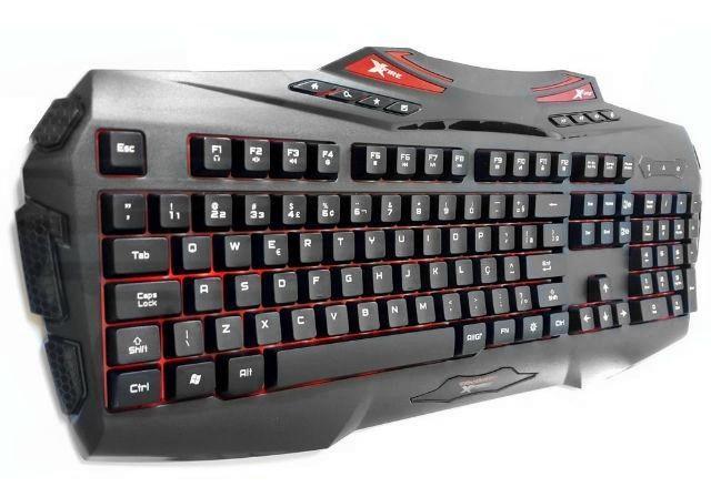 Teclado Gamer XFire Ogum USB