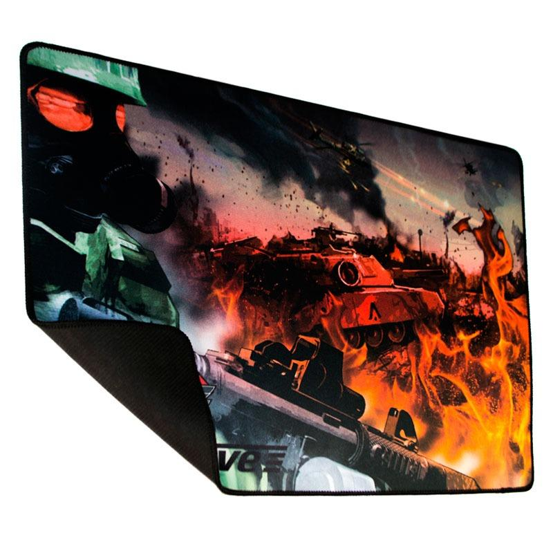 Mousepad Gamer TecDrive XFire Battle Strike