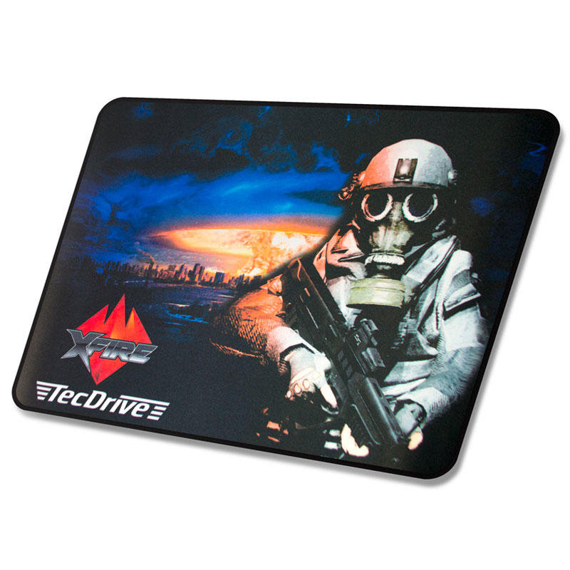 Mousepad Gamer  XFire Strike City