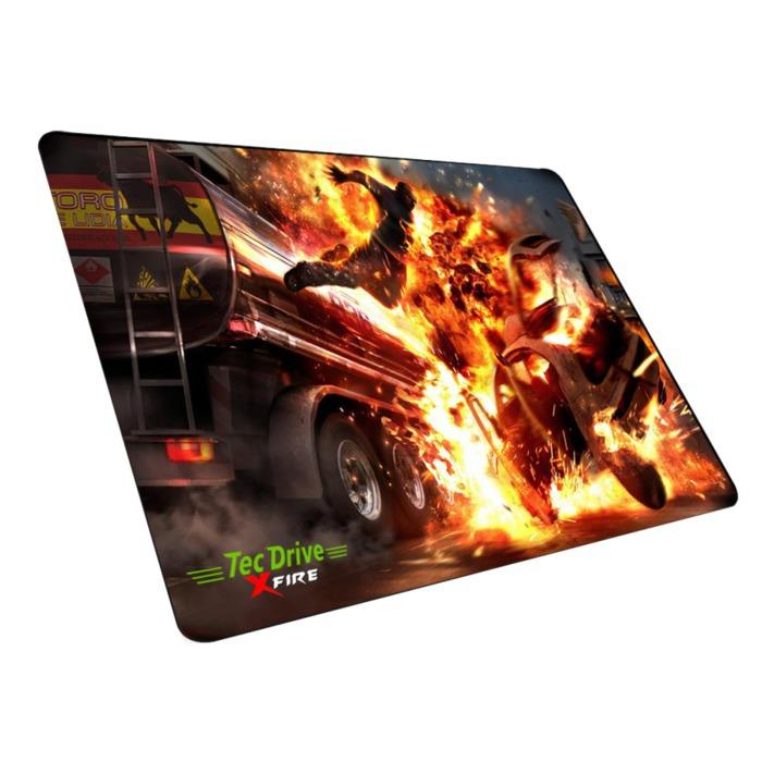 Mousepad Gamer XFire Explosion Hand