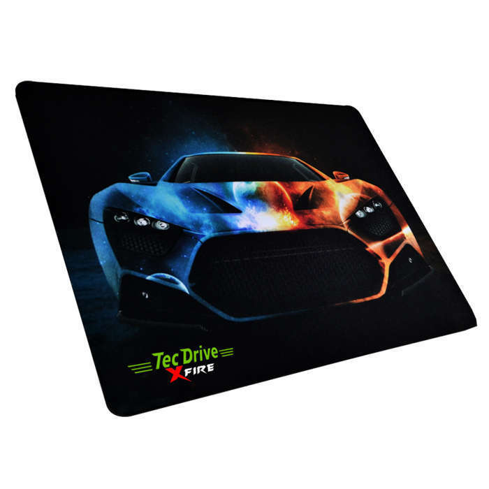 Mousepad Gamer TecDrive XFire Faster Hand