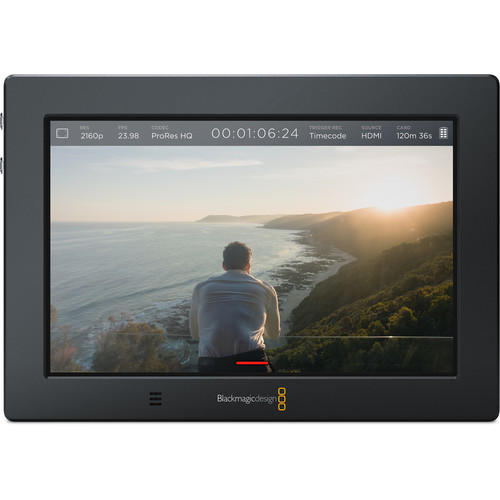 "Monitor Blackmagic Design Video Assist 4K 7"" HDMI/6G-SDI"