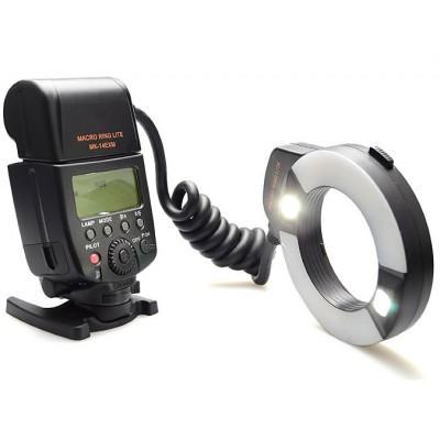 Flash Circular MK-14EXT Macro Ring para Nikon