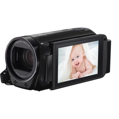 Filmadora Canon Vixia HF R700 Full HD, Zoom de 57x