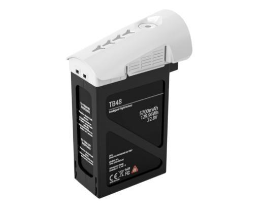 Bateria TB48 para Drone Inspire DJI - Branca