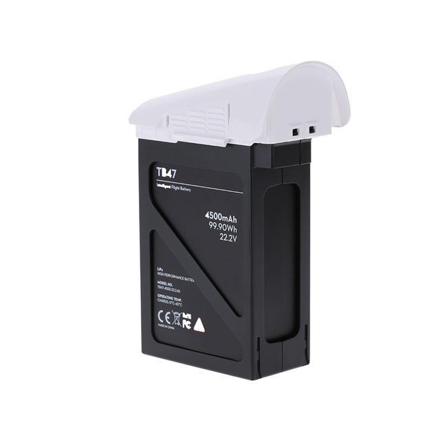 Bateria TB47 para Drone Inspire DJI de 4500mAh - Branca